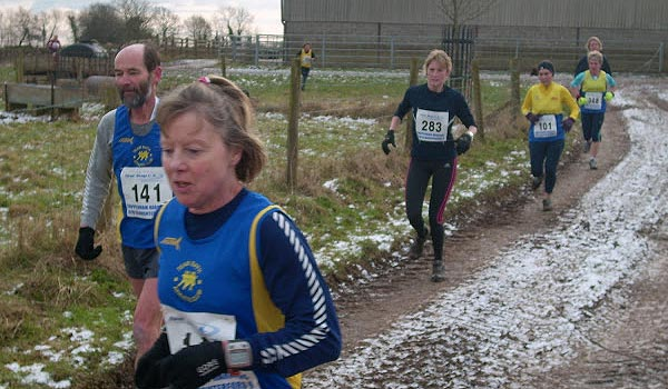 Chippenham  Harriers - winter run