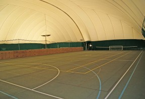 Air-Dome Interior angle 2